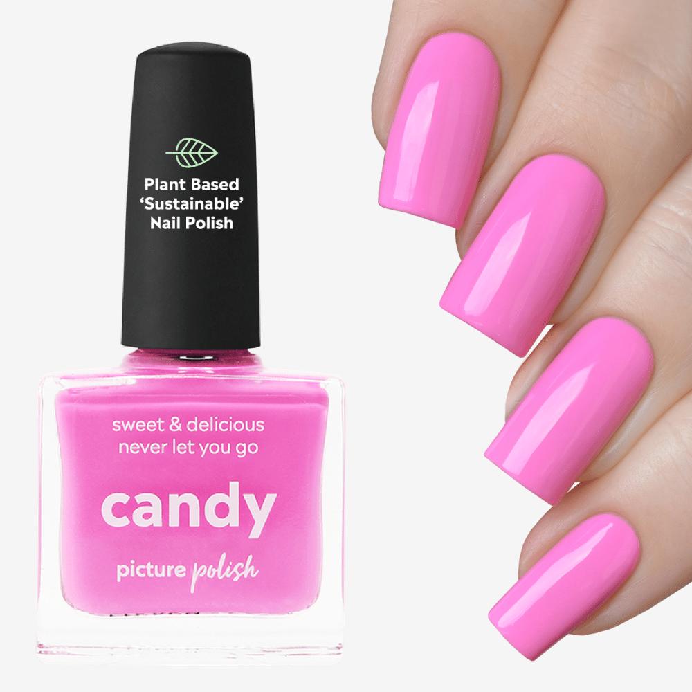 Candy Nail Polish