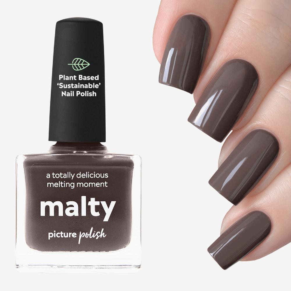 Malty Nail Polish