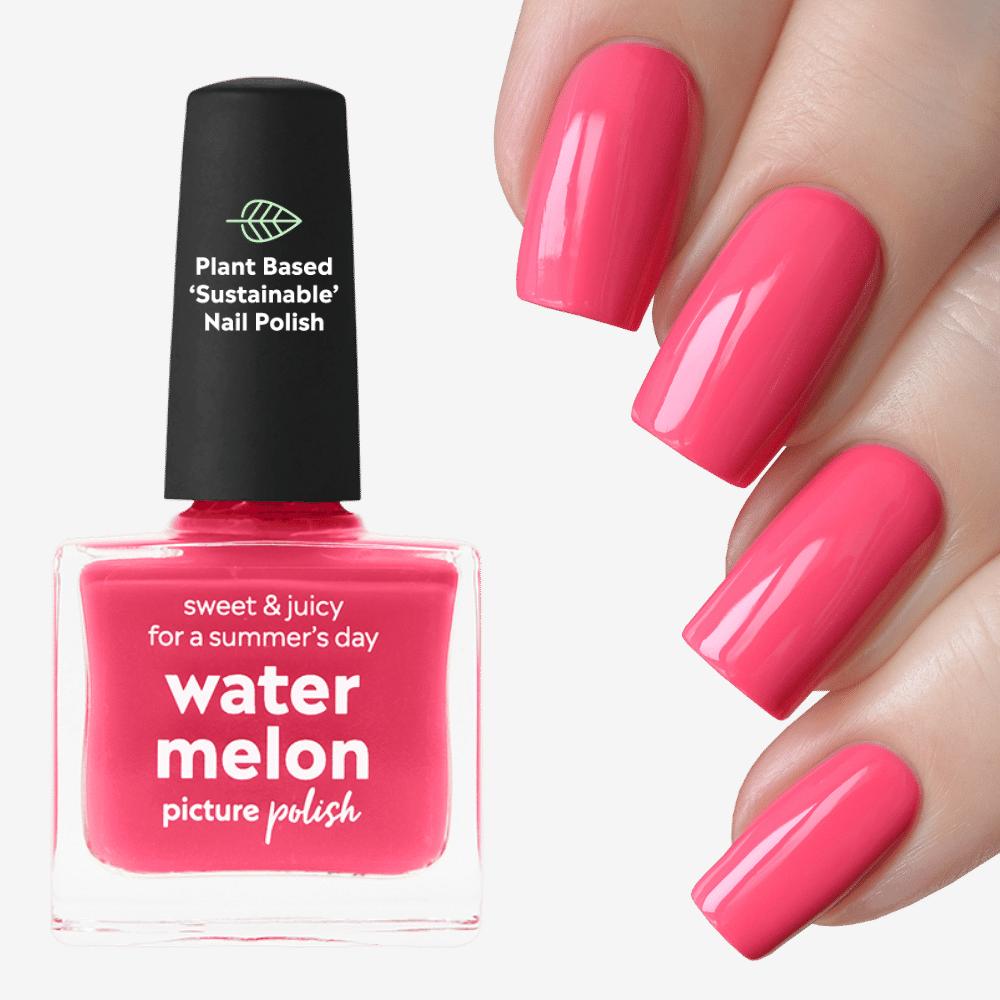 Watermelon Nail Polish