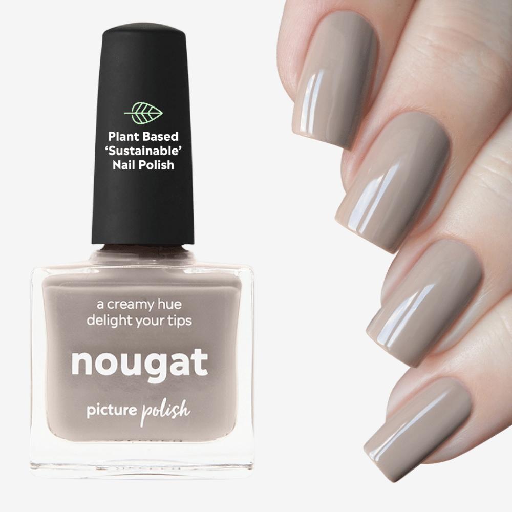 Nougat Nail Polish