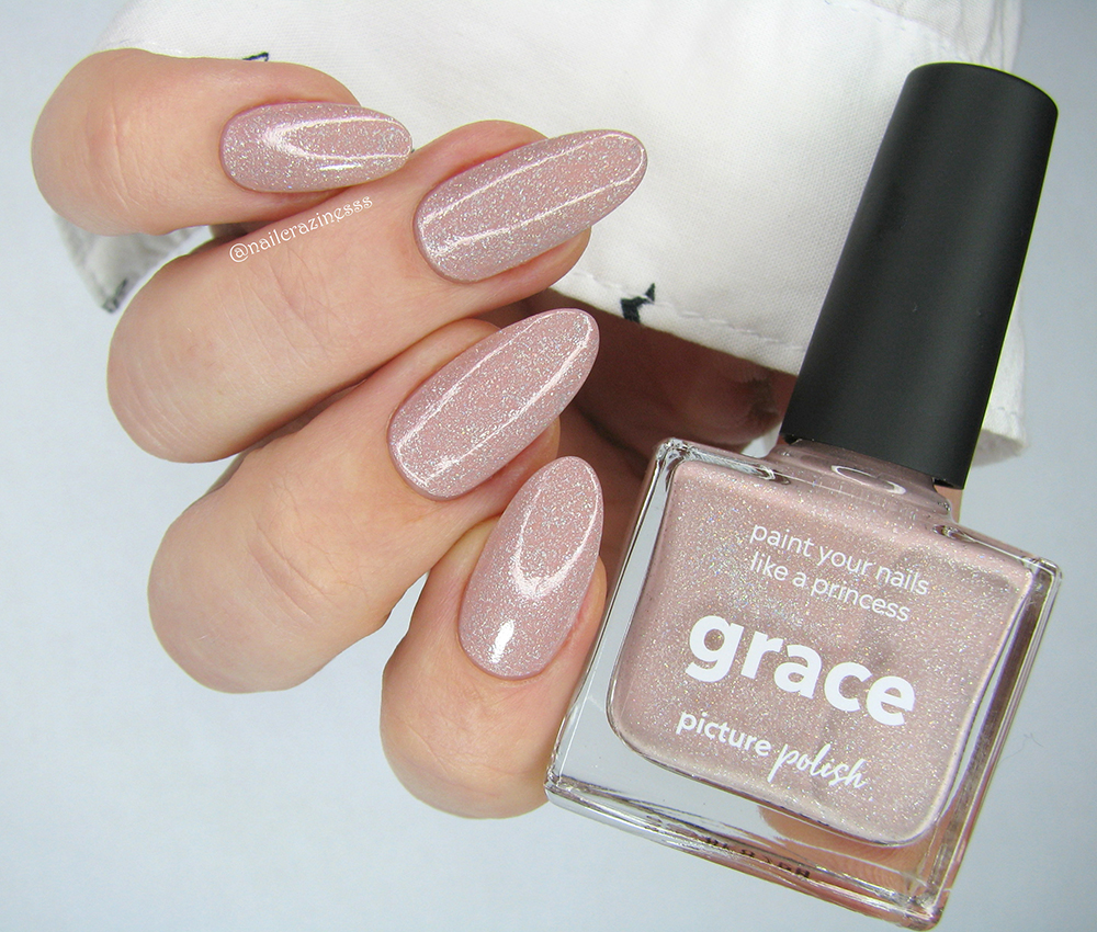 Grace Nail Polish Review Swatch