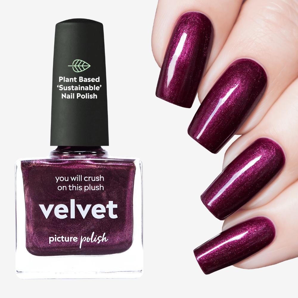 Velvet Nail Polish