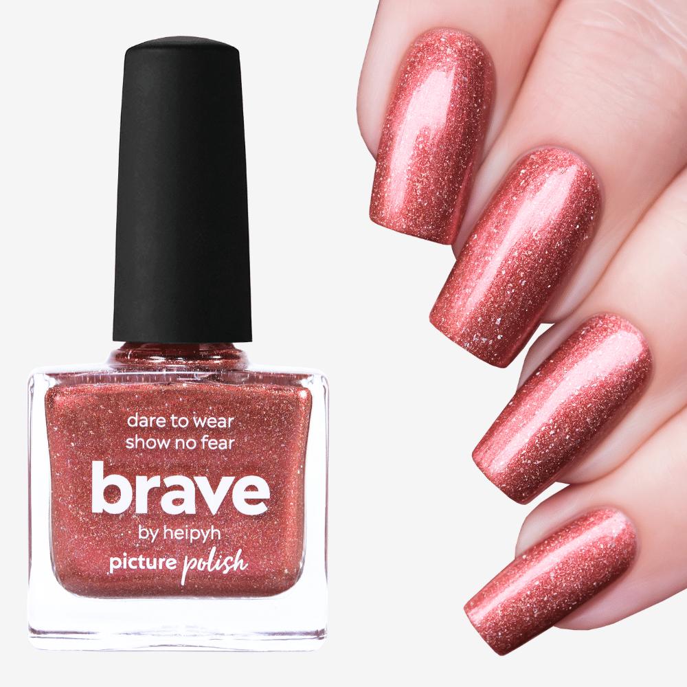 Brave Nail Polish