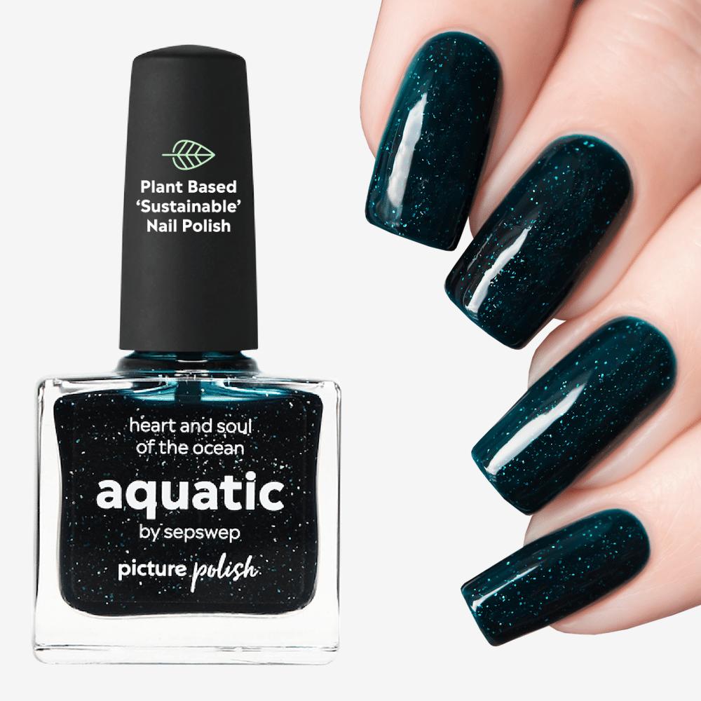 Aquatic Nail Polish