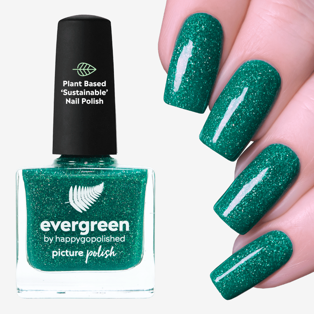 Evergreen Nail Polish